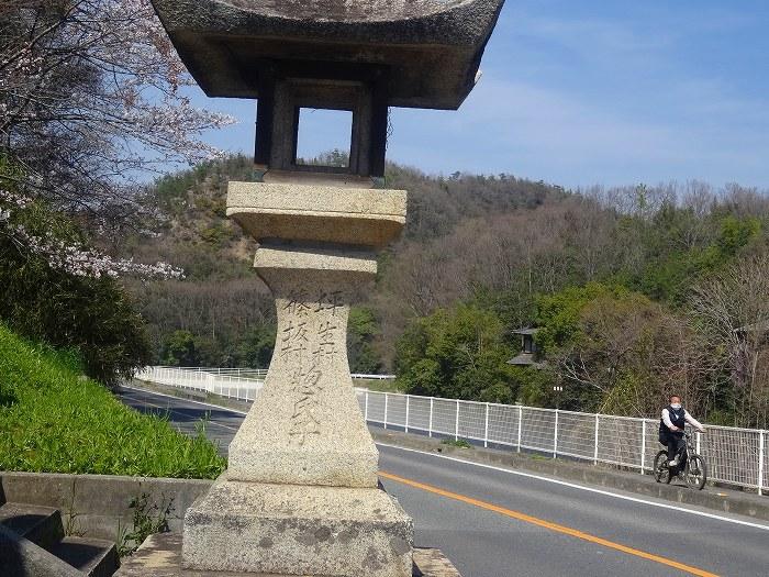 神森神社 福山市坪生町 --2014 桜・さくら・花見・名所名勝景勝地